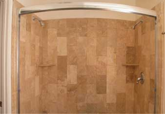 Dual Shower Head For Two People