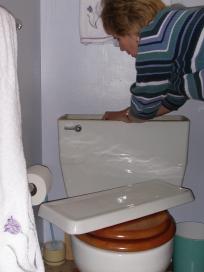 14 Inch Toilet